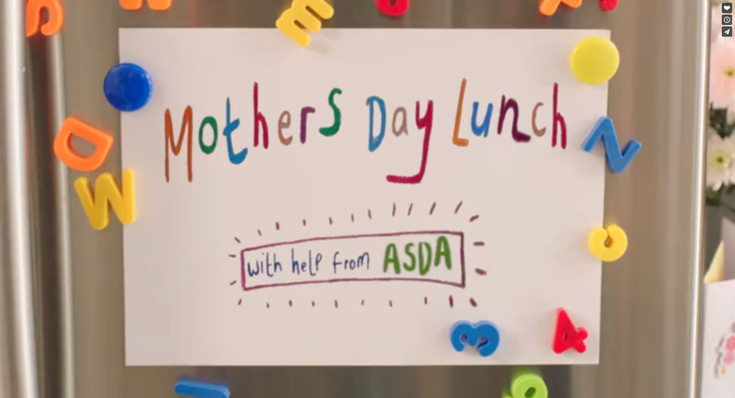 Asda - Mothers Day