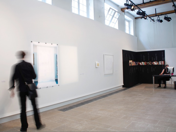 'Wilde Art',  2014 Curated by Christa-Maria Lerm Hayes Centre Culturel Irlandais, Paris from  The Light Beautiful  2014
