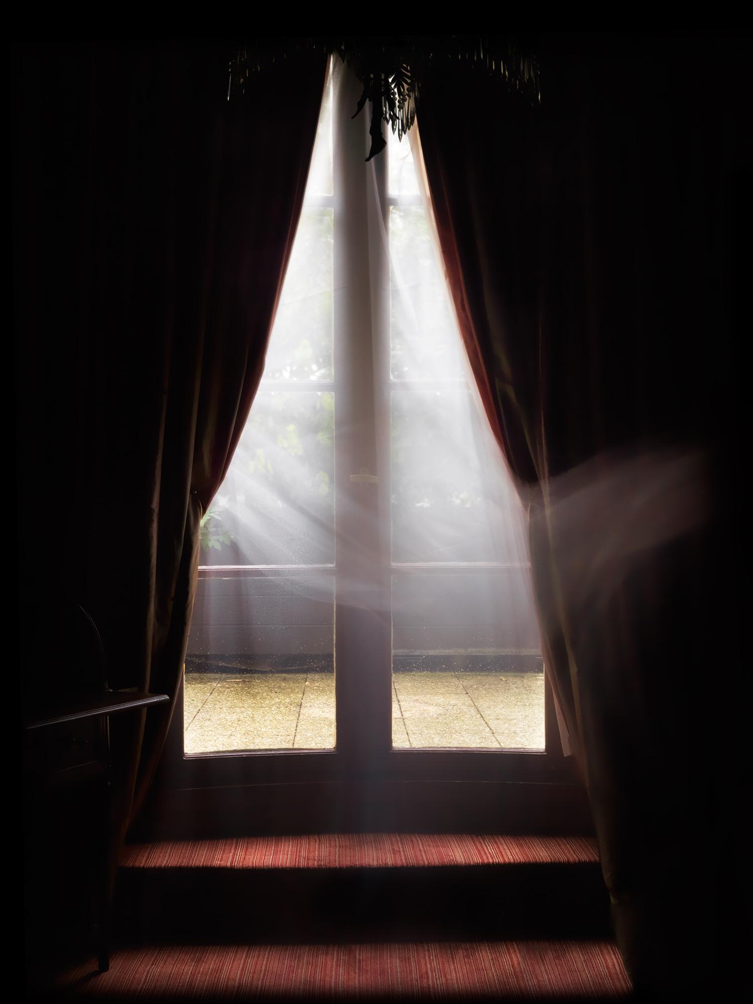 The Light Beautiful II  13 Rue Des Beaux-Arts, Paris, 2014   (Place of Oscar Wilde's Death)