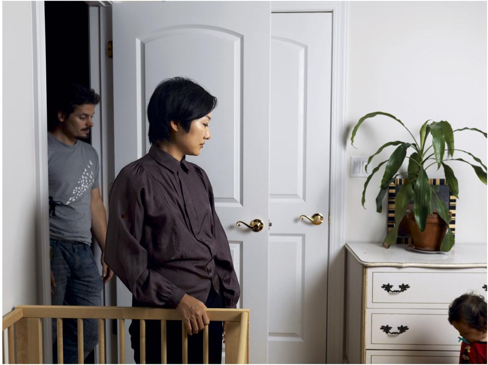 Ivan Cortazar, Hyunjin Koa, Yuri Cortazar  Queens, New York, 2011