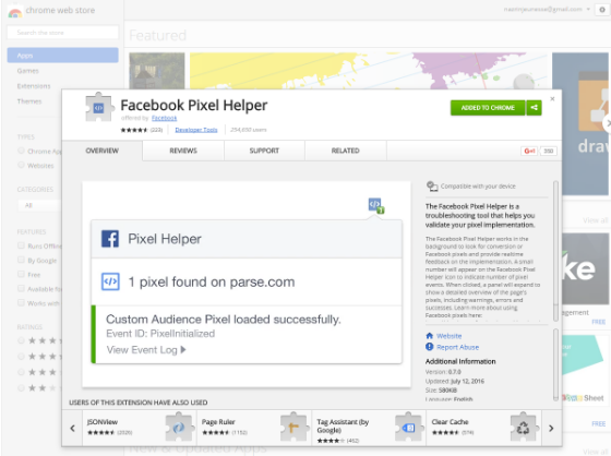 FB Pixel Helper - I Make FB Ads Singapore