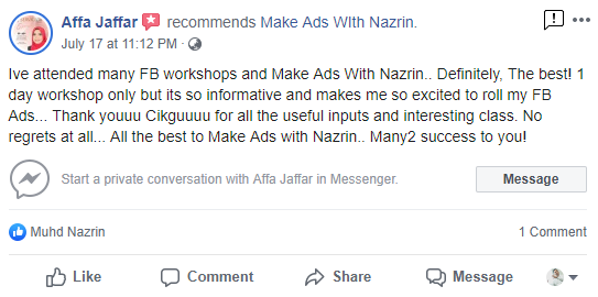 How To Make Facebook Ads Singapore