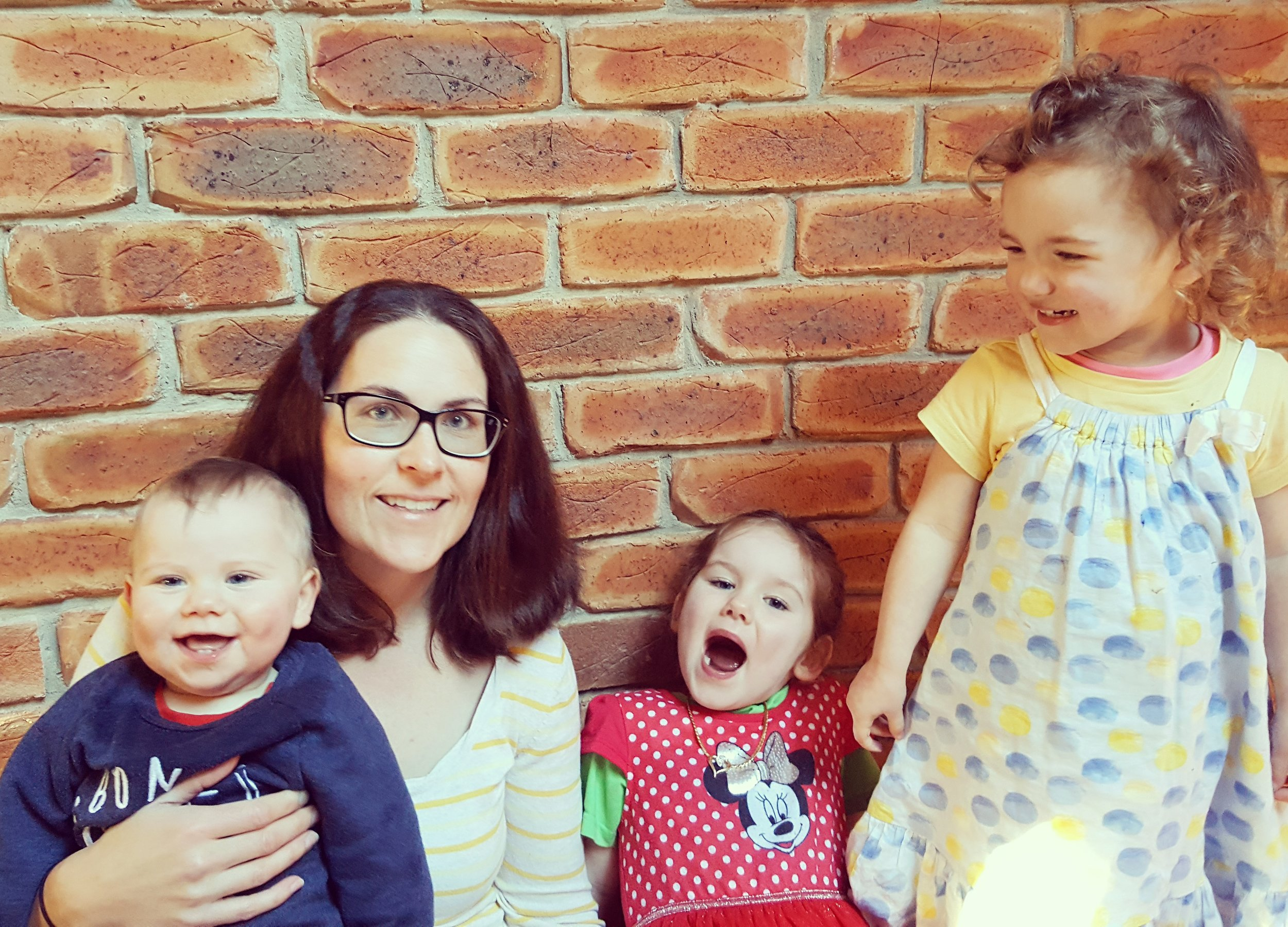 Dr Nadia Hamilton - Grant Consultant and kid wrangler