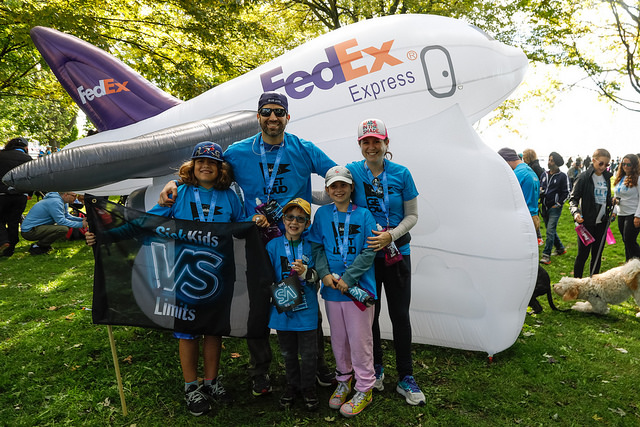 FedEx proudly sponsored the SickKids GetLoud Event in September 2019. MKTG ideated, planned and executed FedEx's activation footprint. The event was a huge success and FedEx garnered positive response from event attendees, as well as employees who took part in the Walk.