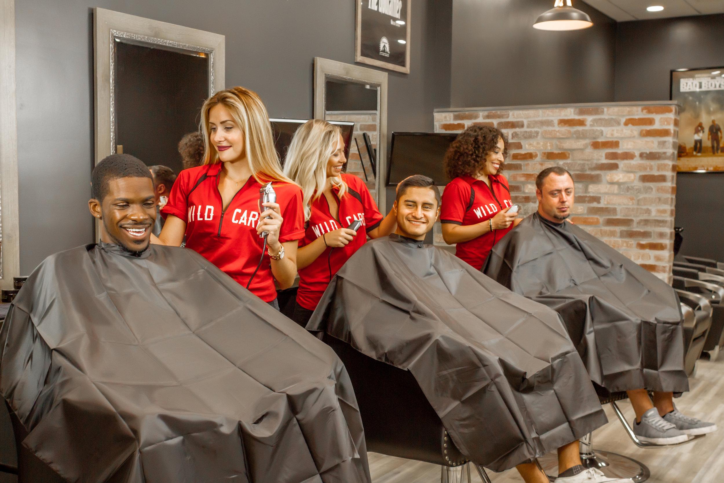 barbershop men's haircut fort lauderdale