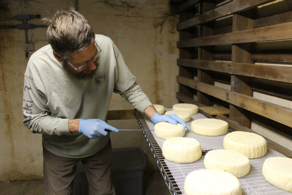 As a dairy foods consultant and artisan cheesemaker,   Peter Dixon   draws on over 38 years of cheesemaking, as well as 25 years of consulting with people engaged in or interested in making cheese and dairy products.