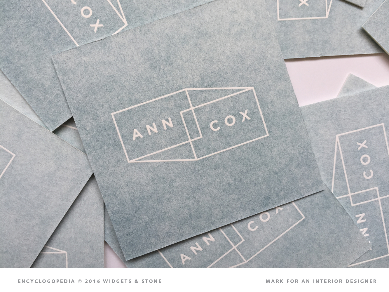 Copy of Ann Cox interior design logo application