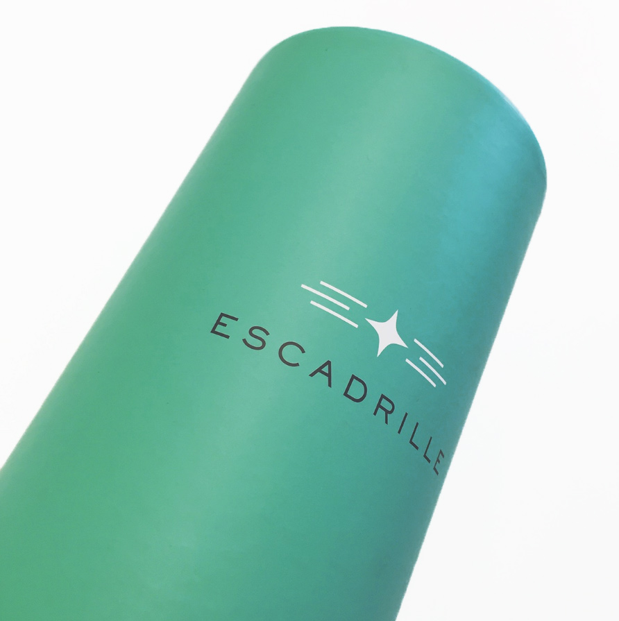 Copy of Escadrille Packaging Print