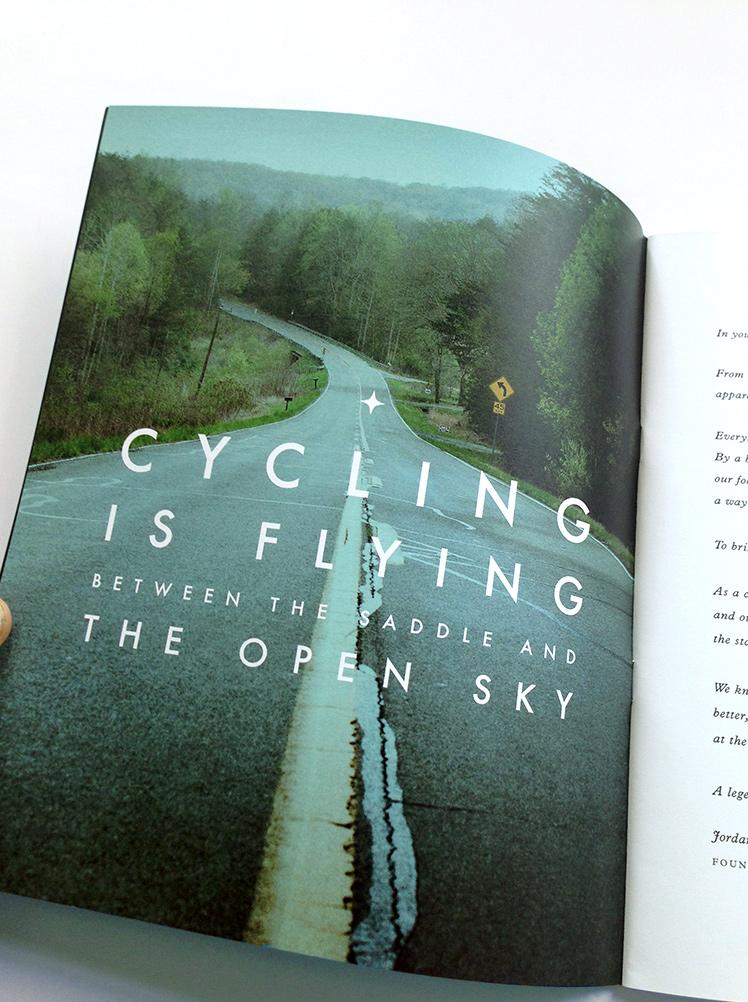 Copy of Escadrille Print Advertisement Catalog Design Print Pre-press Production