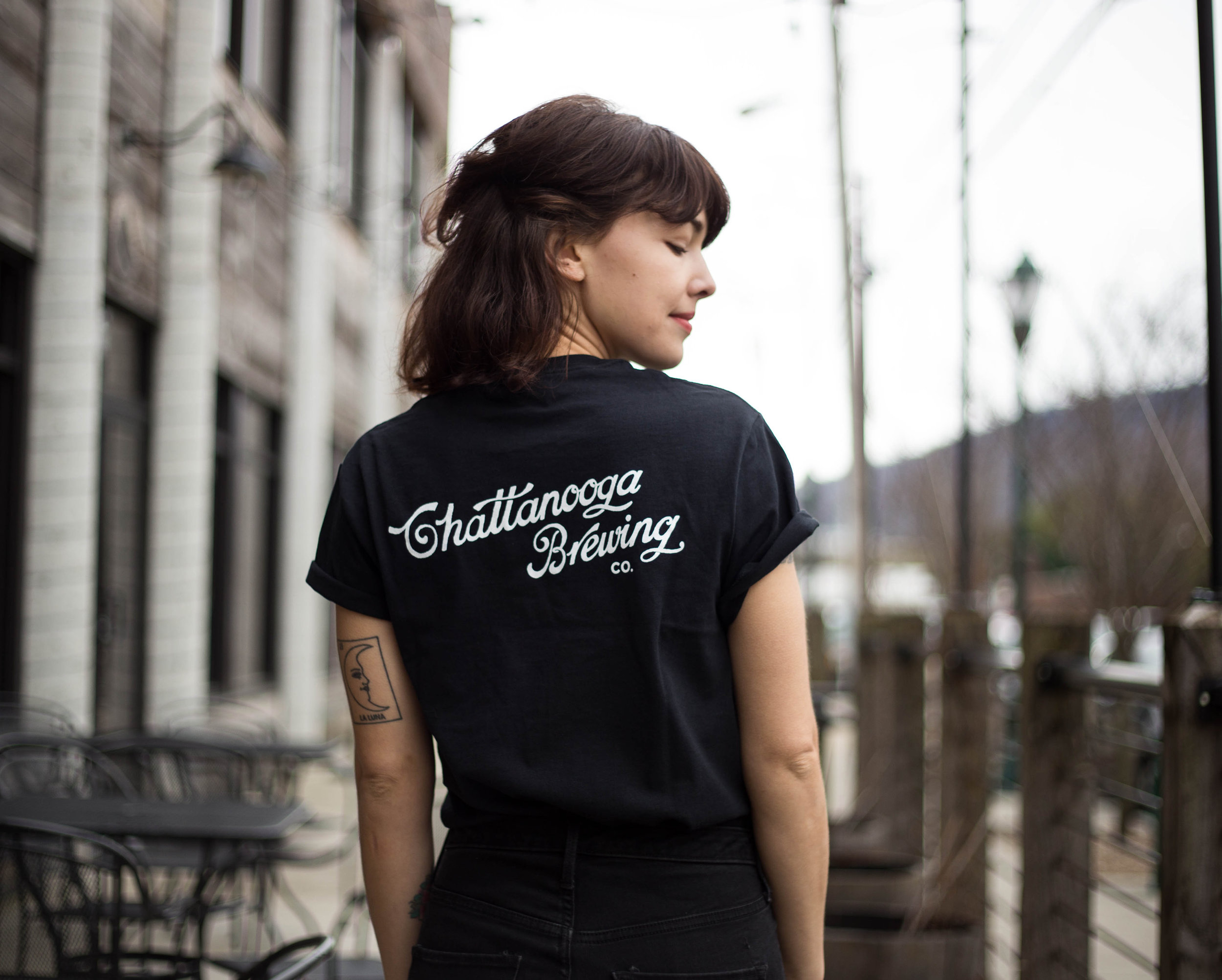 Chattanooga Brewing Logotype Shirt