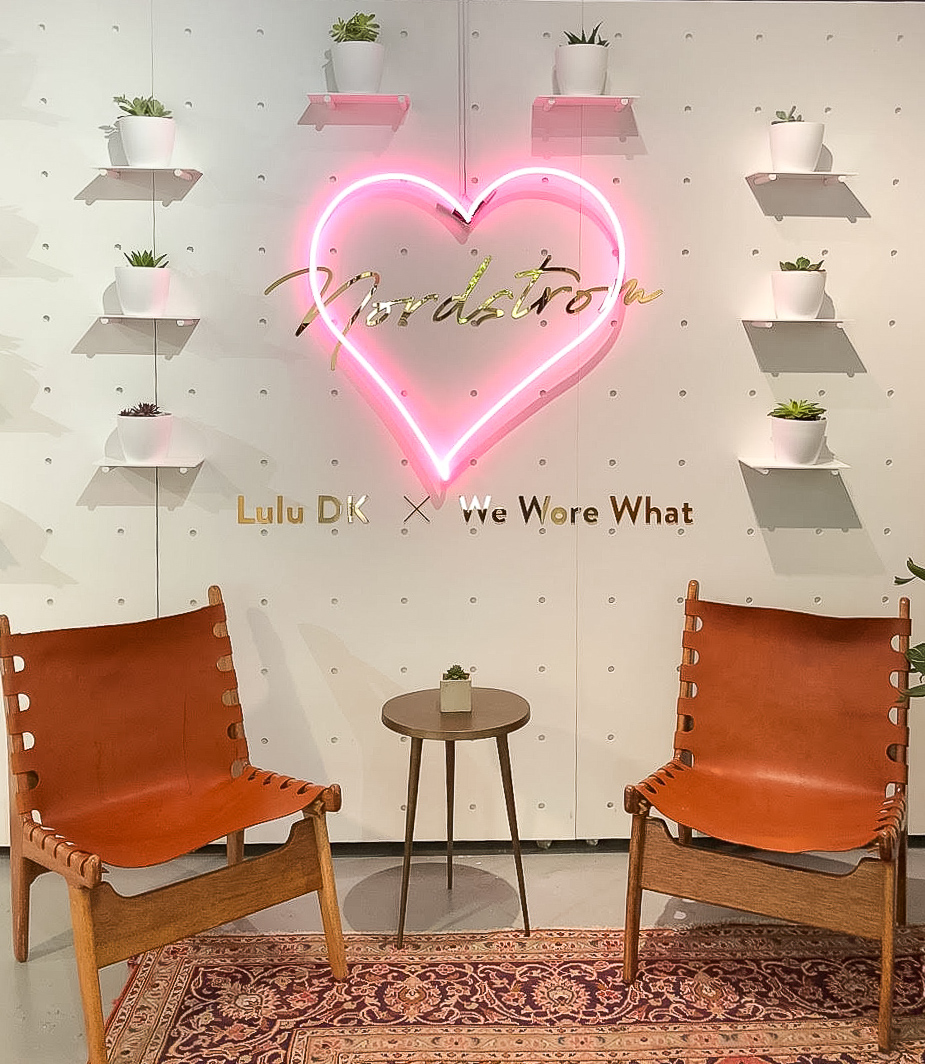 Nordstrom / Lulu X We Wore What