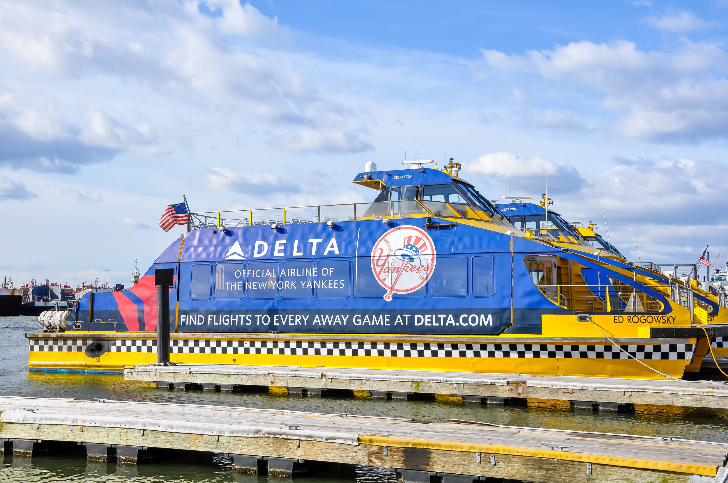 Delta Water Taxi