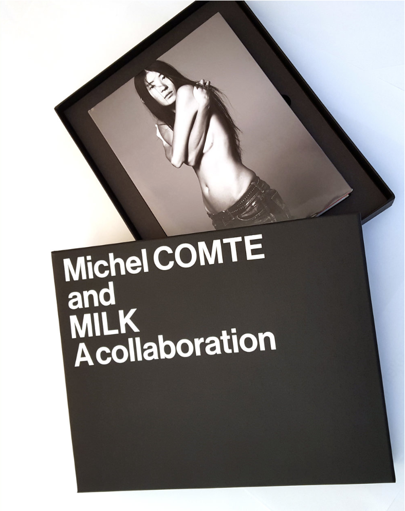 MILK  Print Production / Packaging Design