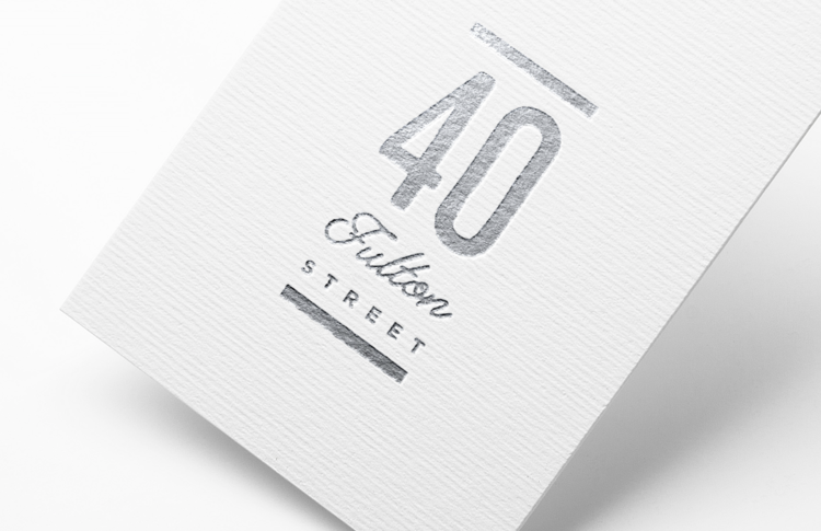 VORNADO  Brand Development / Logo Design / Print Production