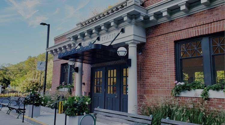 Restoring Falmouth's Historic Station -