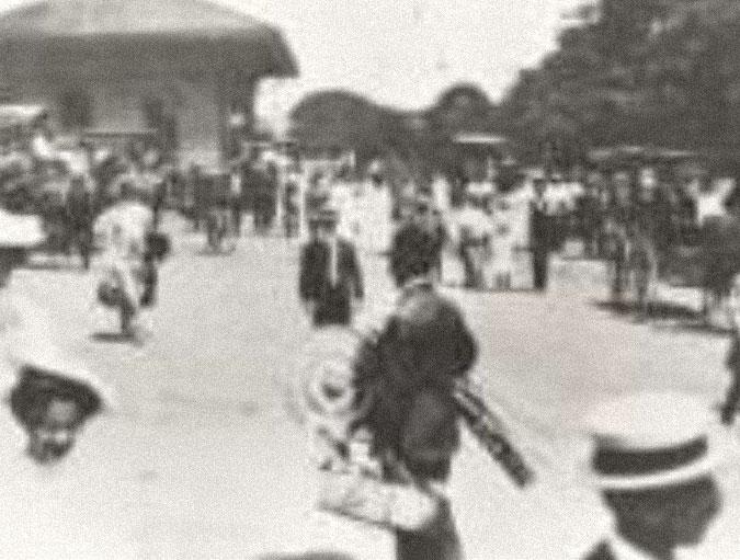 Falmouth Station, c1900 (10)