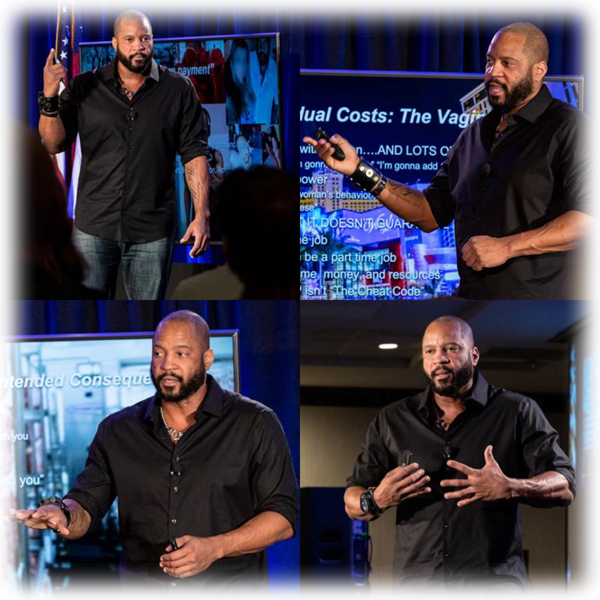 Become a leader of men - The Red Pill doesn't just apply to dating and relationships. It applies to life, work, family, social situations, and everything in between. The 21 Convention is where you can meet Donovan and Men like him. Get discounted tickets now.