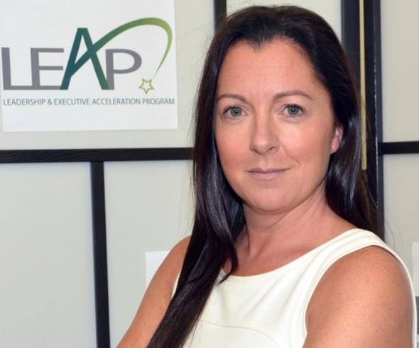 Susan O'Brien,  Founder, Smigin, IIBN Board Member & LEAP Executive Director.