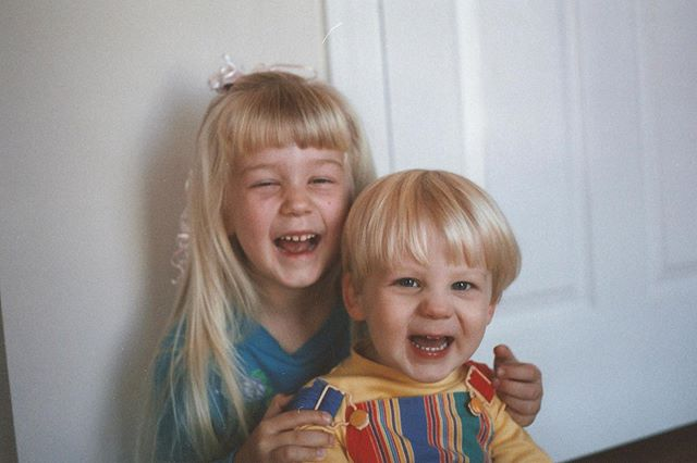 Happy bday to my big sis! Proud to be your brother.