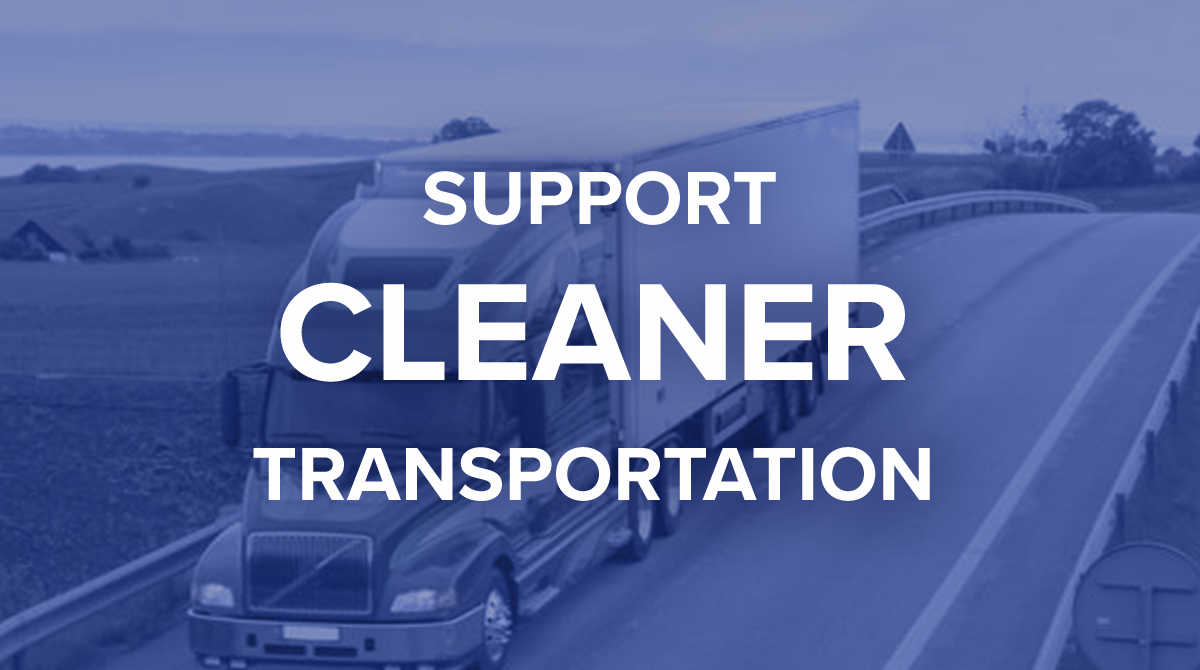Support Cleaner Transportation