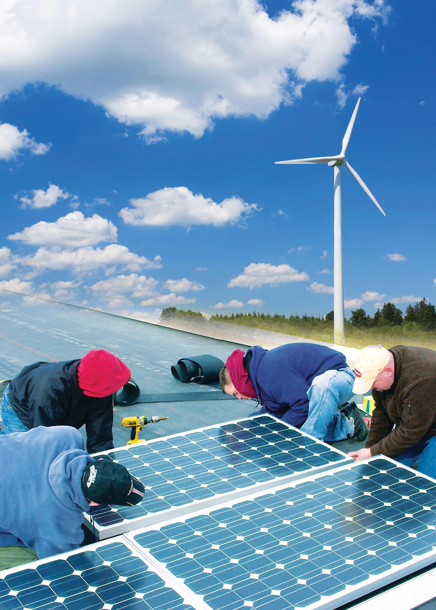 REV Initiative - Renewable Energy