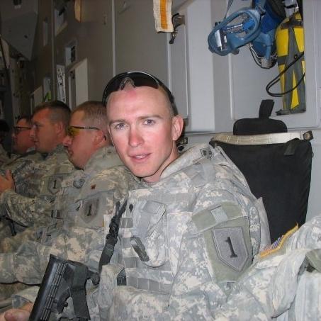 Josh in Army
