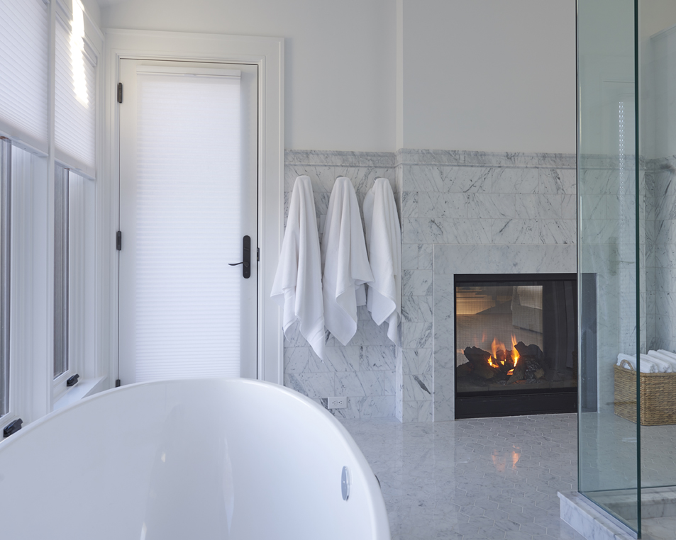 Connecticut Country House Bath with Fireplace by Kevin Wolfe Architect.jpg