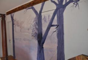 Tree Hallway