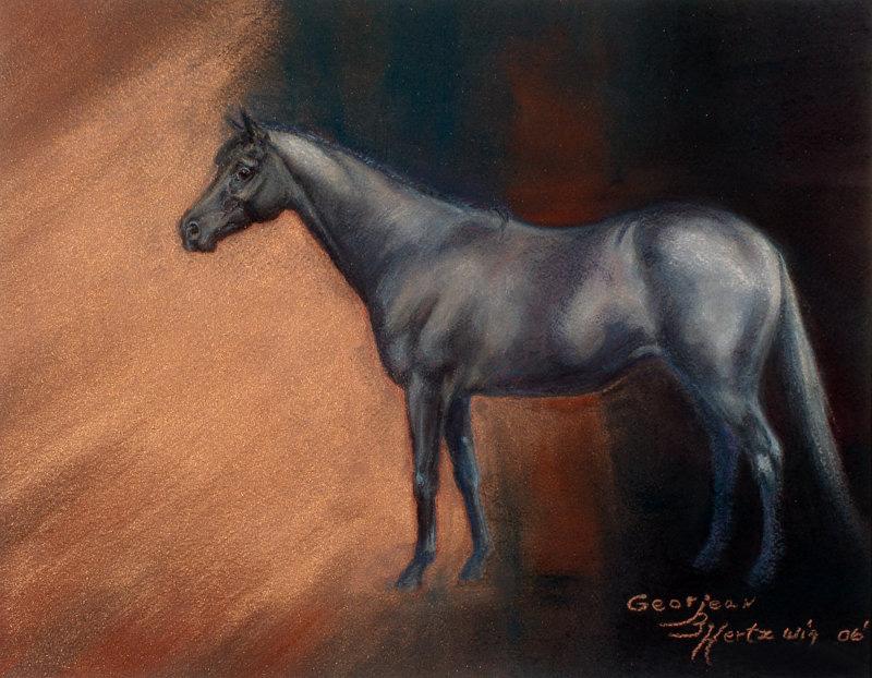 Silver & Bronze Horse.jpg