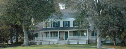 John Jay Homestead, a local historic house museum that has engaged a community of outside, contracted textile experts.