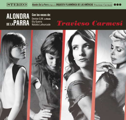 Alondra de la Parra, Philharmonic Orchestra of the Americas Travieso Carmesí, Sony Mexico, Principal Tubist, 2011