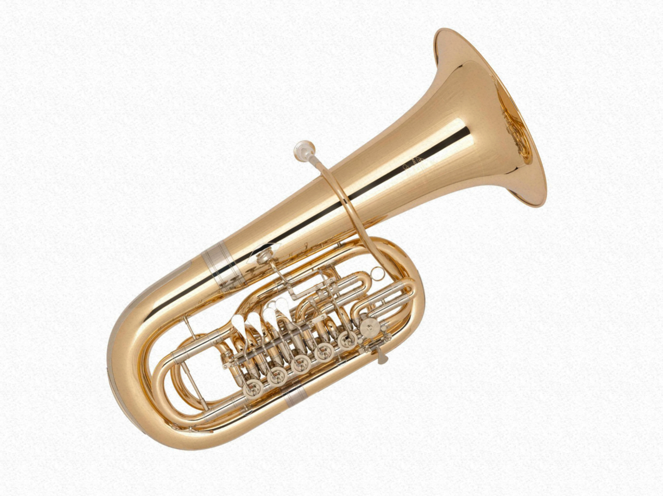 F Tuba: Miraphone 181 with Baer 181 Conversion