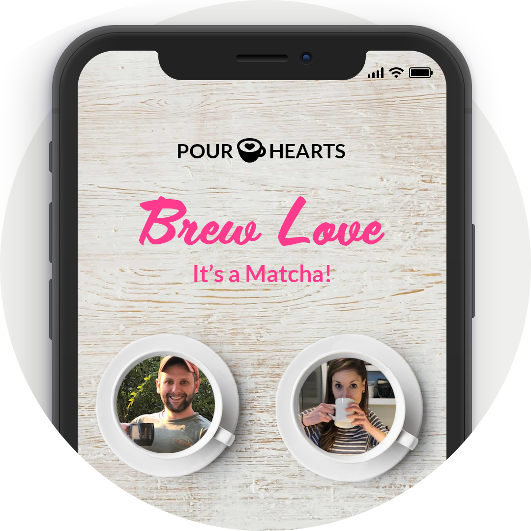 The first and only dating app made specifically for the coffee industry.You could say we're the matchmakers of specialty coffee. -