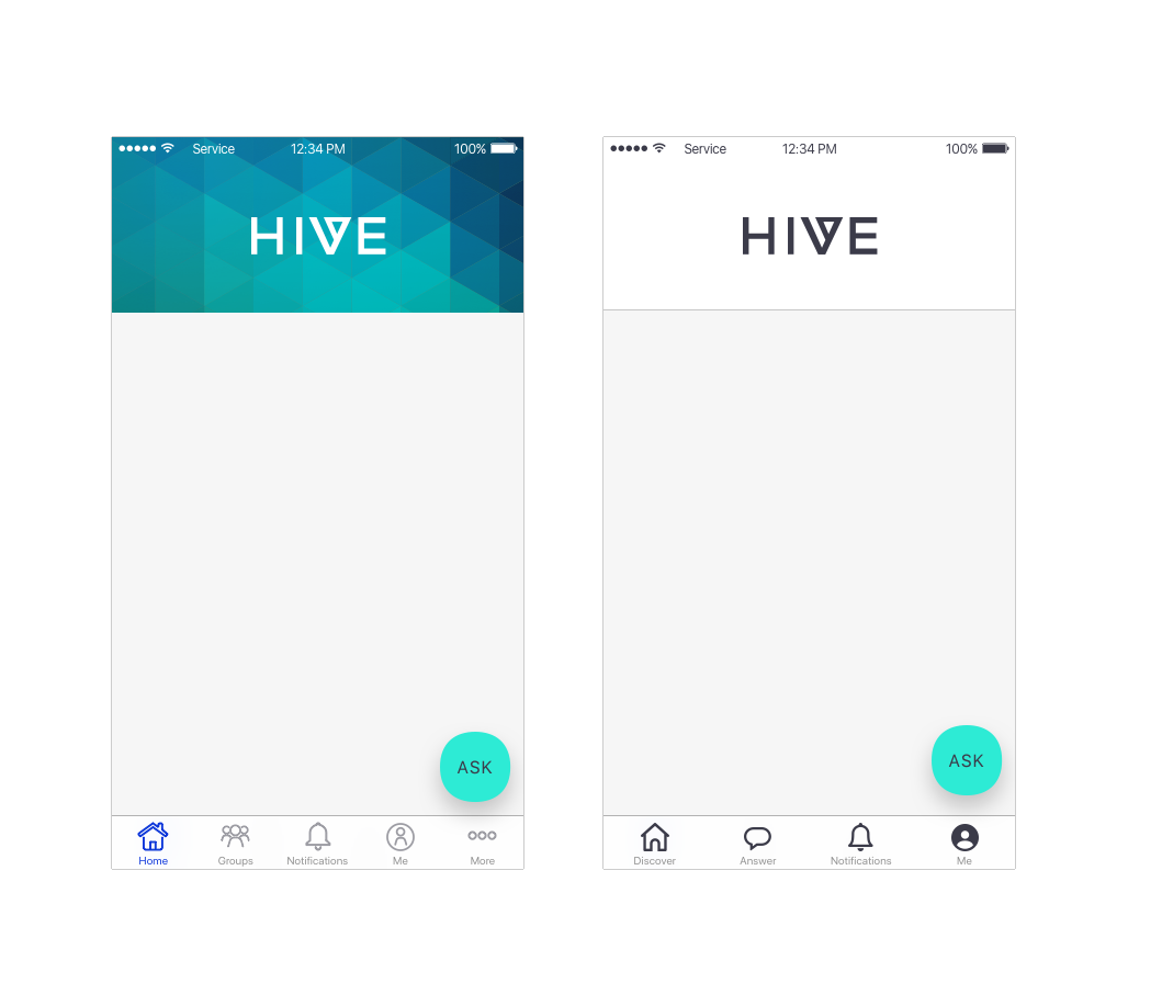 Complexion - Along came a design trend called Complexion Reduction that strove to Minimizes the overall weight of a UI to is barest parts. The result is clean, modern, and it maximizes the impact of the content. I was hooked and made some adjustments to our UI.