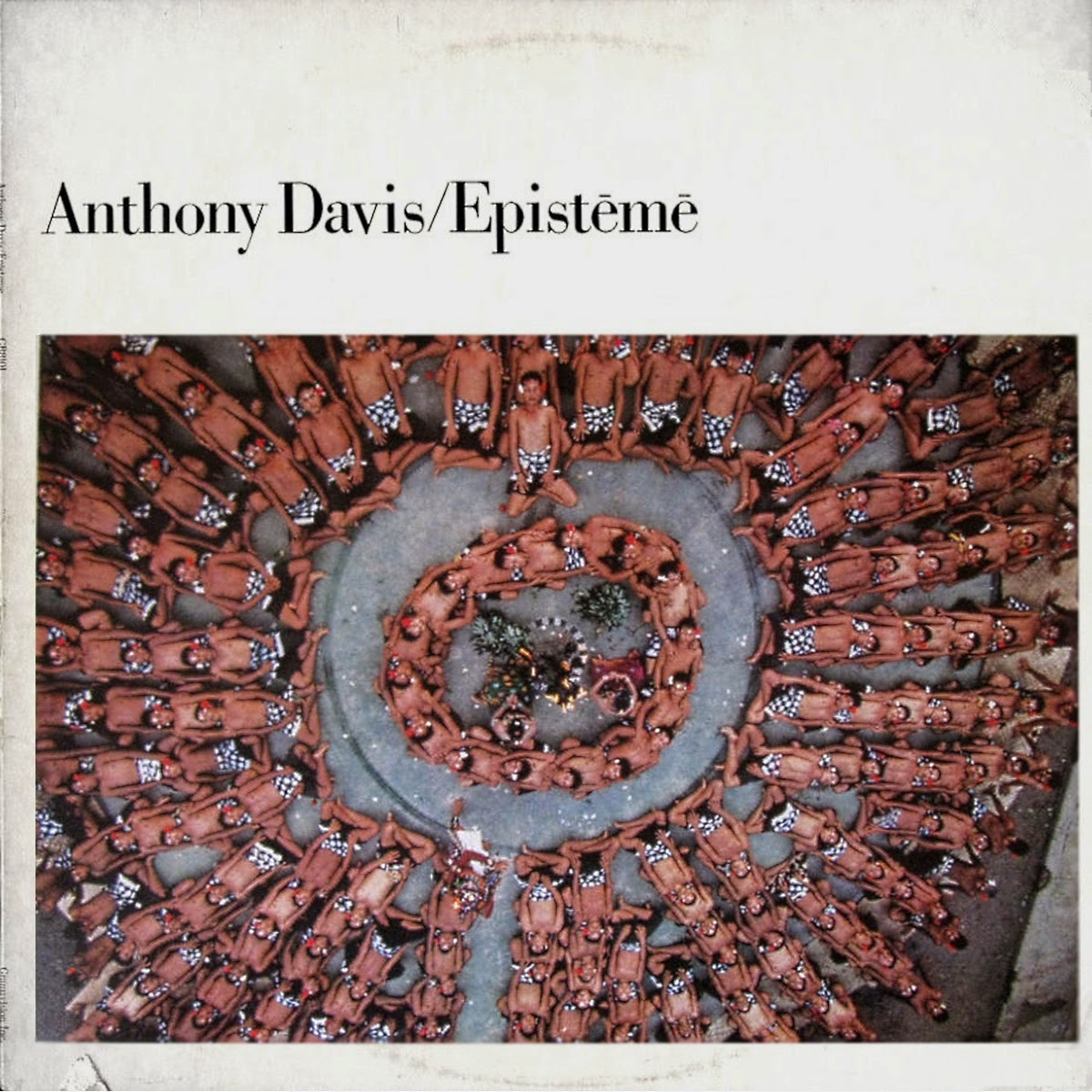 ANTHONY DAVIS, EPISTEME