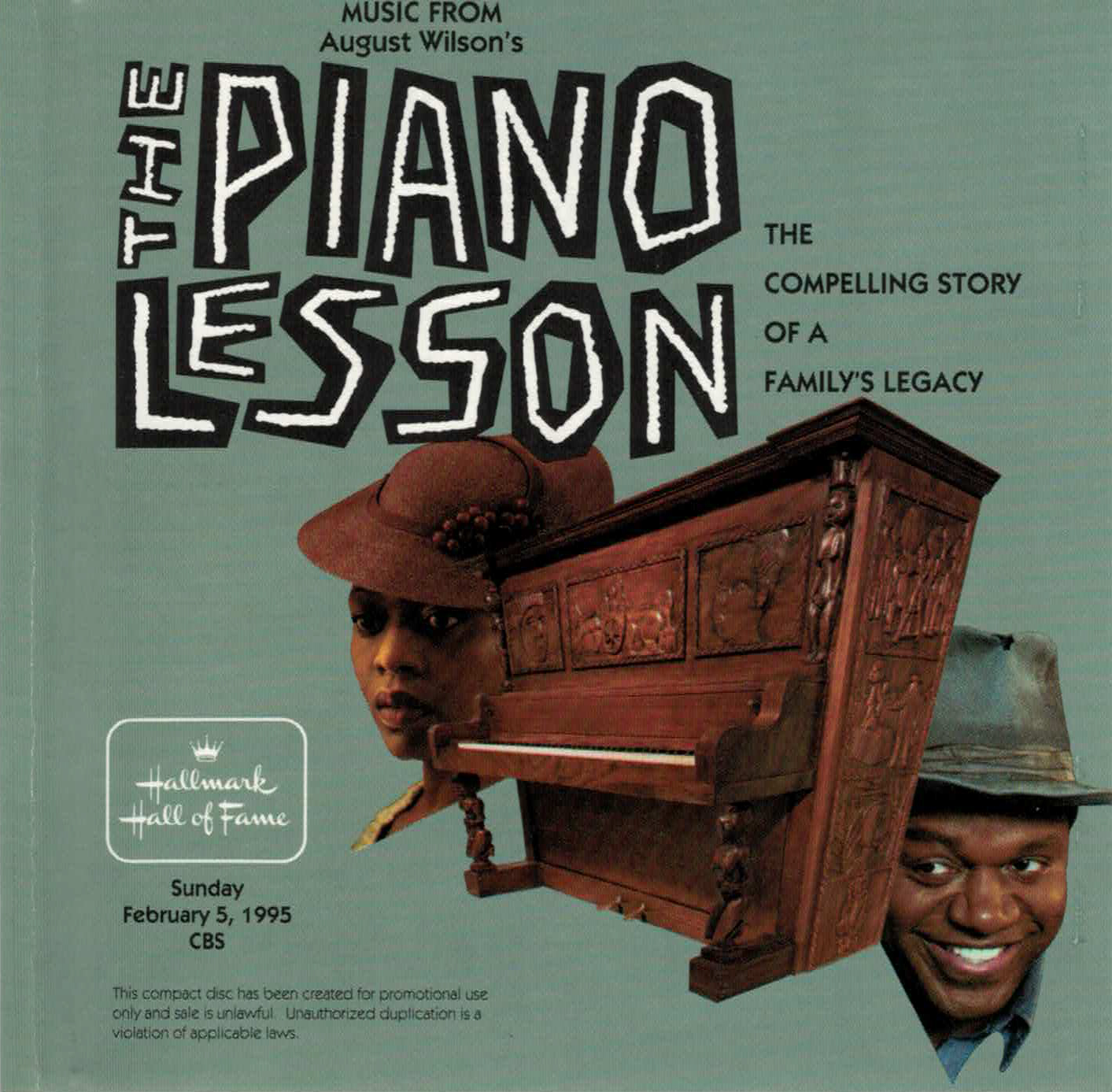 SOUNDTRACK, PIANO LESSON