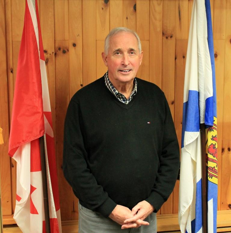 Don Clarke , Mayor (902) 539-4008