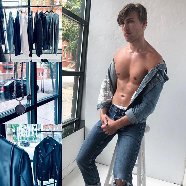 Menswear shoot 📸 @ottolinophoto #Styledbyjenublasi #BTS