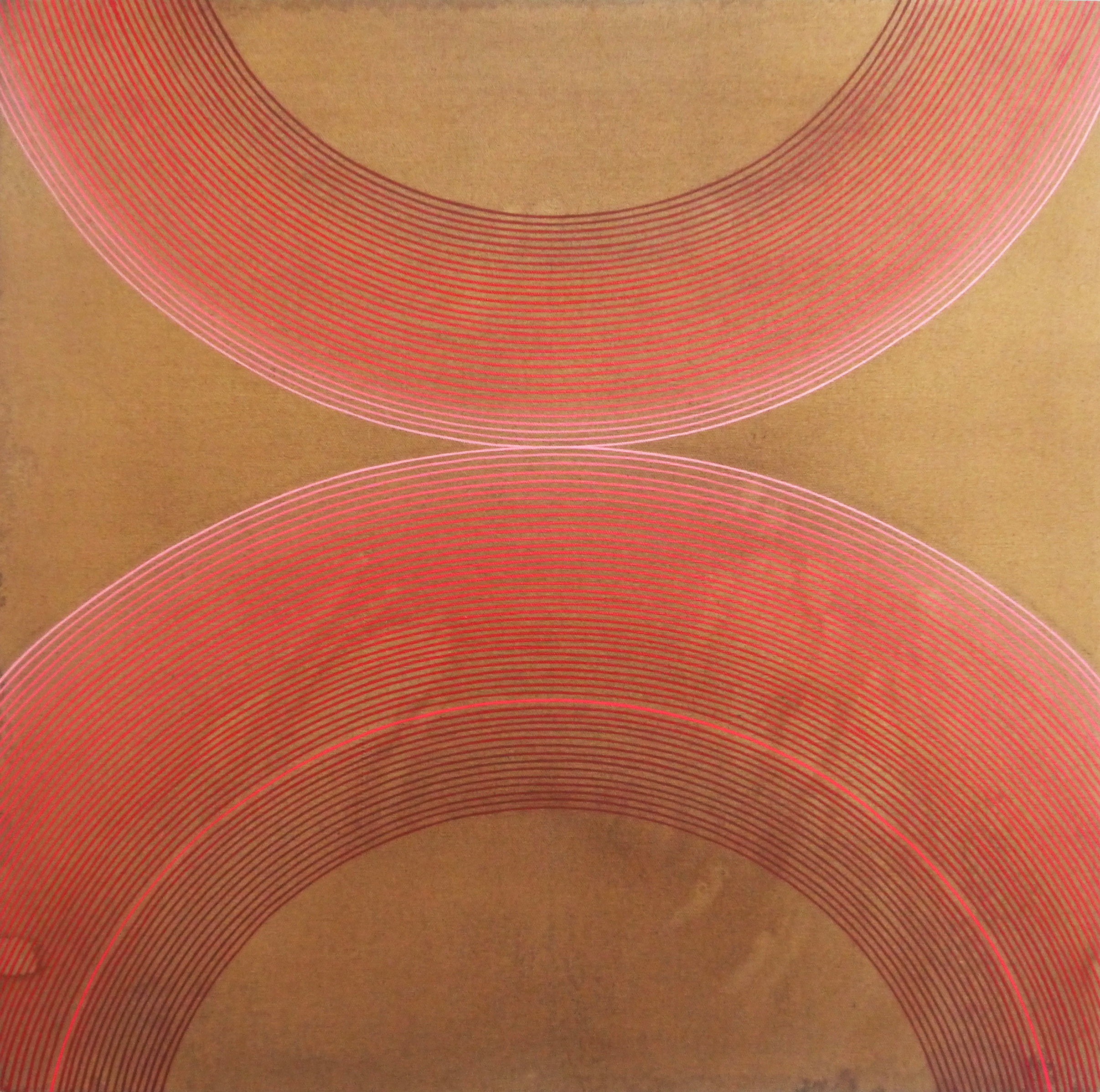 Kelly Ording_RedCoral_Acrylic on died canvas_24x24_2015.JPG