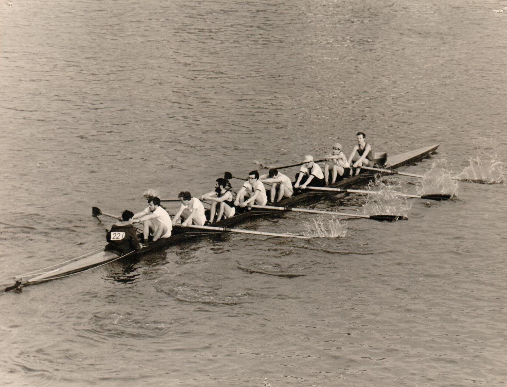 UBBC 4th VIII 1966