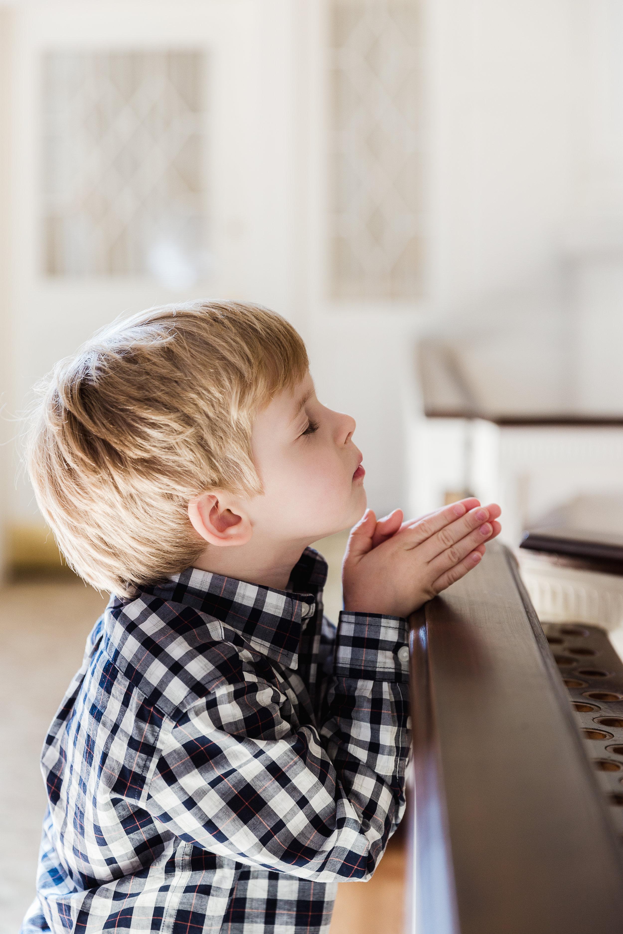 Parker praying.jpg