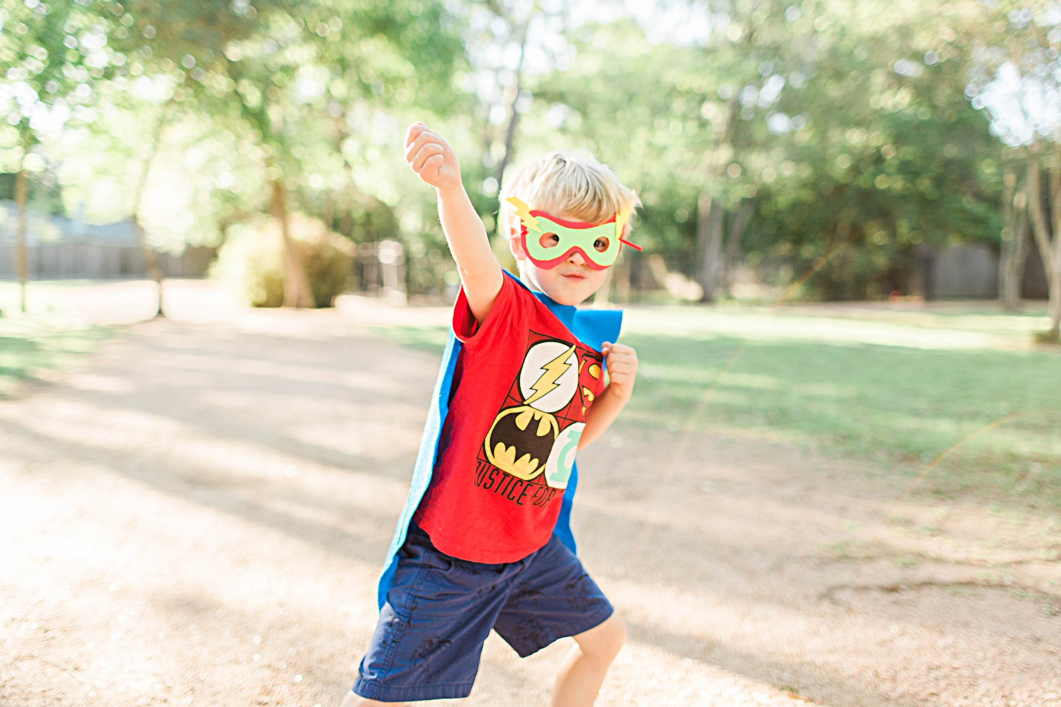 Superhero Style - Super cute boy clothes, with SUPER style!