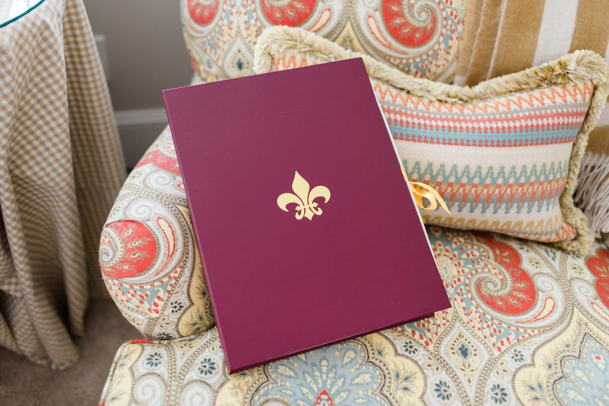Beautiful Italian journal - a keepsake for the family! (Epica journals)