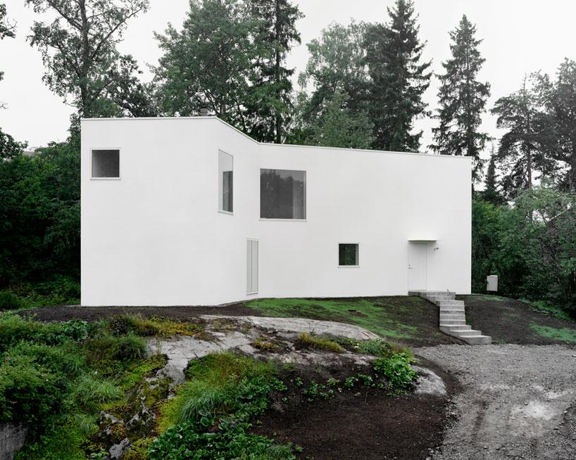 Villa Alta by Johannes Norlander Arkitektur