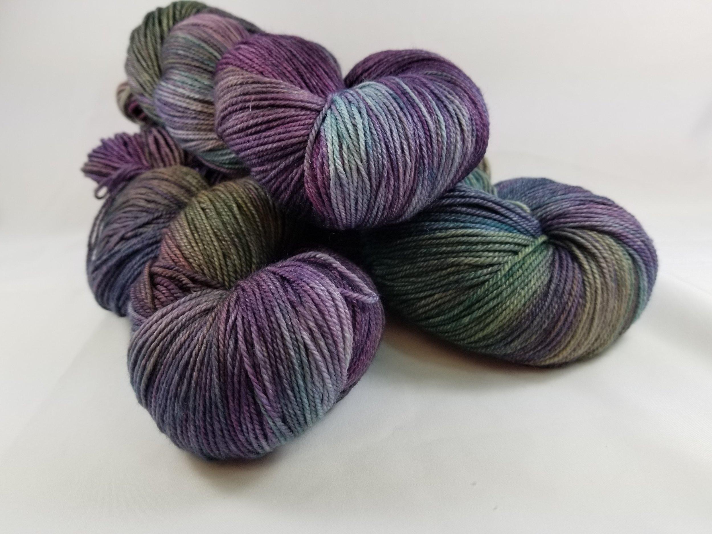 Patina, a fave new color