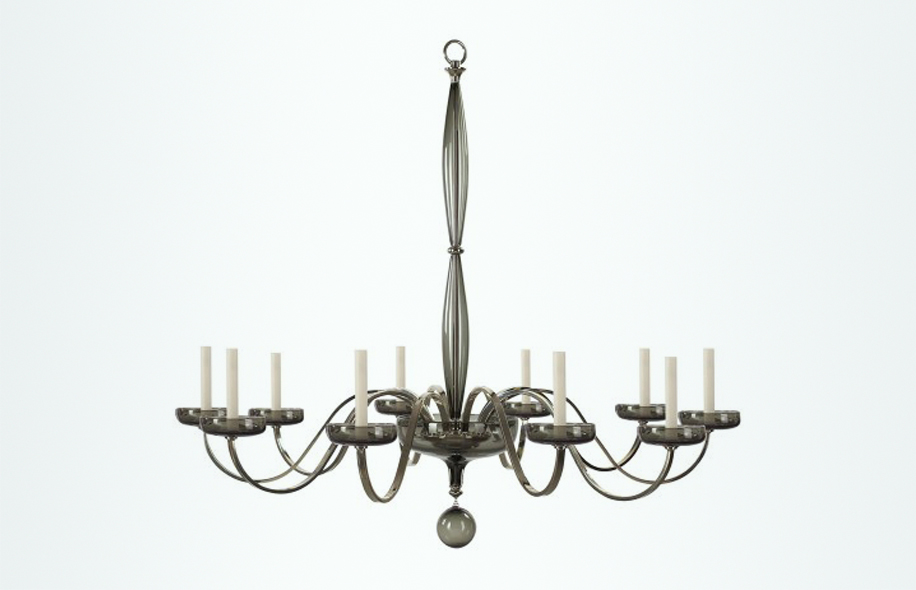 Michael Ruh and Richard Taylor Designs the Verona Chandelier