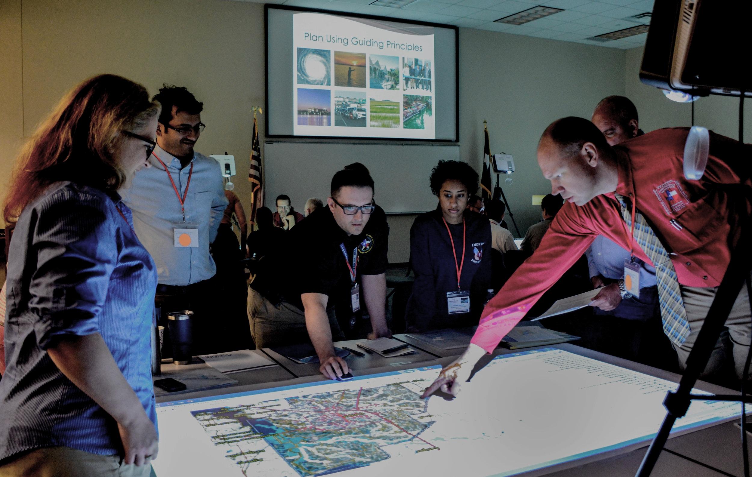 Denton County   April 2019    Workshop Story Map