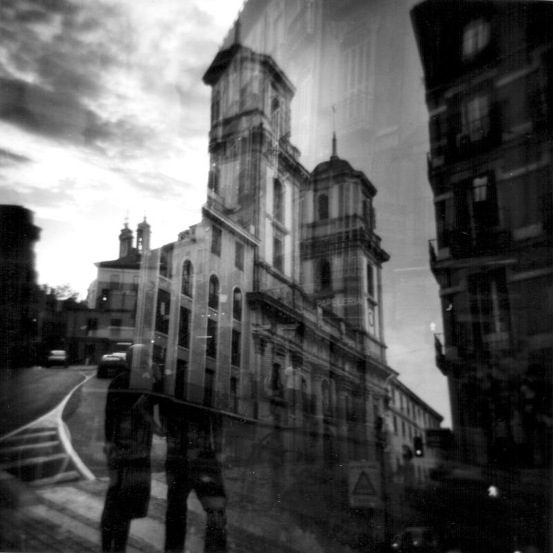 Untitled (Spanish Architecture), 2009
