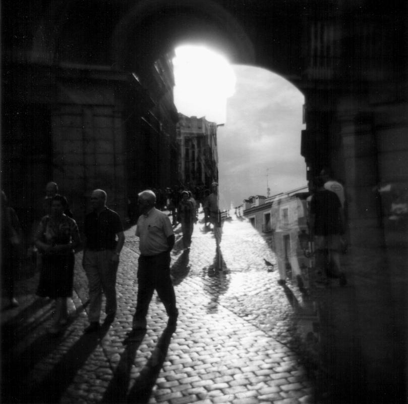 Untitled (Madrid), 2009