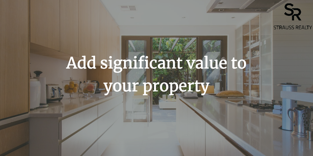 Well executed additions and renovations can greatly improve the value of your property.